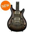 PRS Hollowbody II Artist Package - Charcoal Tobacco Wrap with Brazilian Rosewood Fingerboard Hollowbody II Artist Package - Charcoal Tobacco Wrap with Brazilian Rosewood Fingerboard