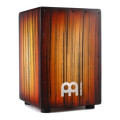 Meinl Percussion Headliner Series String Cajon  - Amber Tiger Stripe - MediumHeadliner Series String Cajon  - Amber Tiger Stripe - Medium