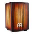 Meinl Percussion Headliner Series String Cajon - Amber Tiger Stripe - MediumHeadliner Series String Cajon - Amber Tiger Stripe - Medium