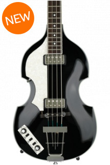 Hofner HCT-500/1 Contemporary Series Violin Bass, Left handed - Black