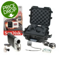 Sony HDR-MV1 Starter Package w/ SD Card, Mount, CaseHDR-MV1 Starter Package w/ SD Card, Mount, Case
