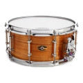 Stone Custom Drum Company Super American Hawaiian Koa Snare Drum - 6.5