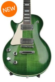 Gibson Les Paul Classic 2017 HP Left-handed - Green Ocean Burst