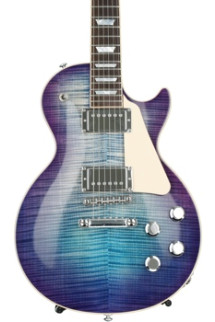 Gibson Les Paul Standard 2017 HP - Blueberry Burst
