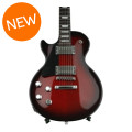 Gibson Les Paul Studio 2017 HP Left-handed - Black Cherry BurstLes Paul Studio 2017 HP Left-handed - Black Cherry Burst