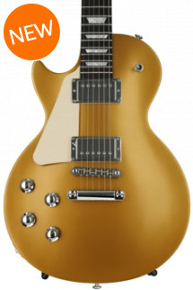 Gibson Les Paul Tribute 2017 HP Left-handed - Satin Gold Top