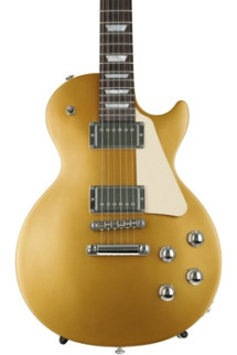 Gibson Les Paul Tribute 2017 HP - Satin Gold Top