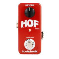 TC Electronic Hall of Fame Mini Reverb PedalHall of Fame Mini Reverb Pedal
