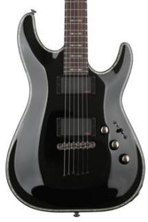 Schecter Hellraiser C-1 - Gloss Black