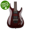 Schecter Hellraiser C-1 with Floyd Rose & Sustainiac - Black CherryHellraiser C-1 with Floyd Rose & Sustainiac - Black Cherry