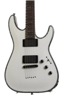 Schecter Hellraiser C-1 - Gloss White