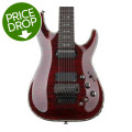 Schecter Hellraiser C-7 with Floyd Rose & Sustainiac - Black CherryHellraiser C-7 with Floyd Rose & Sustainiac - Black Cherry