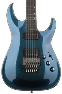 Schecter Hellraiser Hybrid C-1 with Floyd Rose - Ultra Violet
