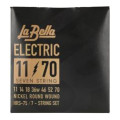 La Bella HRS-75 Nickel 7-string Electric Guitar Strings - 0.011-0.070HRS-75 Nickel 7-string Electric Guitar Strings - 0.011-0.070