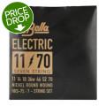 La Bella HRS-75 Nickel 7-string Electric Guitar Strings - 0.011-0.070HRS-75 Nickel 7-string Electric Guitar Strings - 0.011-0.070