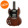 Gibson SG Faded 2017 HP Left-handed - Worn BrownSG Faded 2017 HP Left-handed - Worn Brown