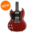 Gibson SG Faded 2017 HP Left-handed - Worn CherrySG Faded 2017 HP Left-handed - Worn Cherry