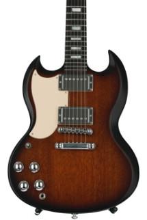Gibson SG Special 2017 HP Left-handed - Satin Vintage Sunburst