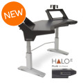 Argosy Halo Sit-Stand Workstation - PlusHalo Sit-Stand Workstation - Plus
