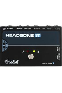 Radial Headbone VT - Tube Amp Head Switcher