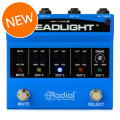 Radial Headlight 4 Output Guitar Amp SelectorHeadlight 4 Output Guitar Amp Selector