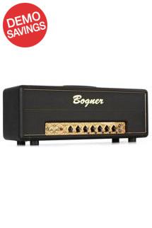 Bogner Helios 50 - 50-watt Handwired Tube Head