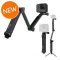 GoPro HERO5 Black and 3-Way Mount BundleHERO5 Black and 3-Way Mount Bundle