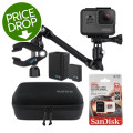 GoPro HERO5 Black 4K Camera Starter PackageHERO5 Black 4K Camera Starter Package