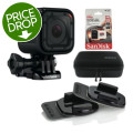 GoPro HERO Session 1440p Action Camera Starter PackHERO Session 1440p Action Camera Starter Pack