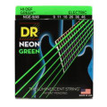 DR Strings NGE-9/46 Neon Hi-Def Green K3 Coated Lite-Heavy Electric Guitar Strings