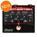 Radial Tonebone Hot British V9 High-gain Plexi-style Distortion Pedal with EQTonebone Hot British V9 High-gain Plexi-style Distortion Pedal with EQ