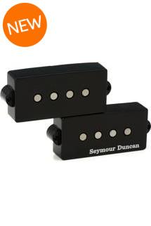 Seymour Duncan SPB-2 Hot P-bass Split-coil Pickup - Black