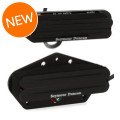 Seymour Duncan STHR-1 Hot Rails Tele Pickup Set - Black