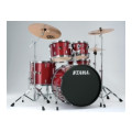 Tama Imperialstar Complete Drum Set - 5-piece - Candy Apple Mist