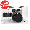 Tama Imperialstar Complete Drum Set - 6 piece - BlackImperialstar Complete Drum Set - 6 piece - Black