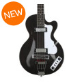 Hofner Ignition Club Bass - Translucent BlackIgnition Club Bass - Translucent Black