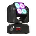 ADJ Inno Pocket Wash 4-LED RGBW Moving-Head Wash