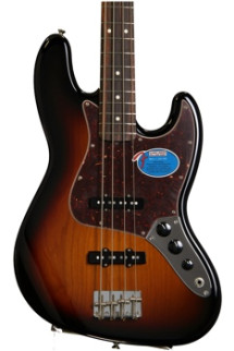 Fender '60s Jazz Bass - 3-Color Sunburst