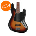 Fender '70s Jazz Bass - 3-Color Sunburst with Pau Ferro Fingerboard