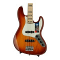 Fender American Elite Jazz Bass - Tobacco Sunburst, Maple FingerboardAmerican Elite Jazz Bass - Tobacco Sunburst, Maple Fingerboard