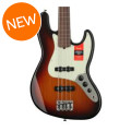 Fender American Professional Fretless Jazz Bass - 3-color Sunburst with Rosewood FingerboardAmerican Professional Fretless Jazz Bass - 3-color Sunburst with Rosewood Fingerboard
