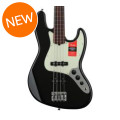 Fender American Professional Fretless Jazz Bass - Black with Rosewood FingerboardAmerican Professional Fretless Jazz Bass - Black with Rosewood Fingerboard