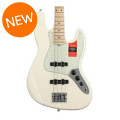 Fender American Professional Jazz Bass - Olympic White with Maple FingerboardAmerican Professional Jazz Bass - Olympic White with Maple Fingerboard