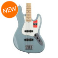 Fender American Professional Jazz Bass - Sonic Gray with Maple FingerboardAmerican Professional Jazz Bass - Sonic Gray with Maple Fingerboard