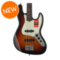 Fender American Professional Jazz Bass - 3-color Sunburst with Rosewood FingerboardAmerican Professional Jazz Bass - 3-color Sunburst with Rosewood Fingerboard