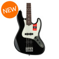 Fender American Professional Jazz Bass - Black with Rosewood FingerboardAmerican Professional Jazz Bass - Black with Rosewood Fingerboard