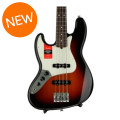 Fender American Professional Jazz Bass, Left-handed - 3-color Sunburst with Rosewood FingerboardAmerican Professional Jazz Bass, Left-handed - 3-color Sunburst with Rosewood Fingerboard