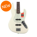 Fender American Professional Jazz Bass - Olympic White with Rosewood FingerboardAmerican Professional Jazz Bass - Olympic White with Rosewood Fingerboard