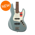 Fender American Professional Jazz Bass - Sonic Gray with Rosewood FingerboardAmerican Professional Jazz Bass - Sonic Gray with Rosewood Fingerboard