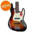 Fender American Professional Jazz Bass V - 3-color Sunburst with Rosewood FingerboardAmerican Professional Jazz Bass V - 3-color Sunburst with Rosewood Fingerboard